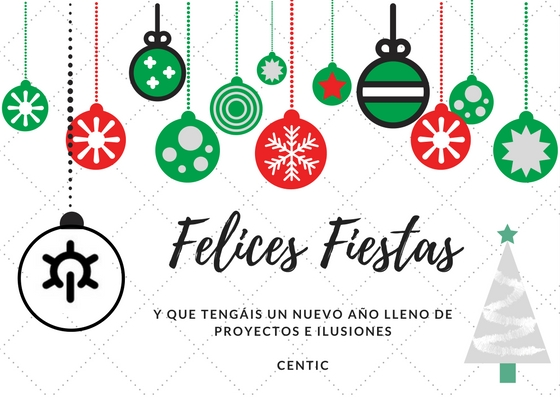 Felices Fiestas CENTIC
