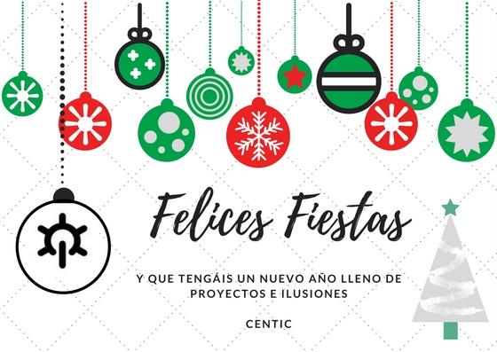 Felices Fiestas CENTIC