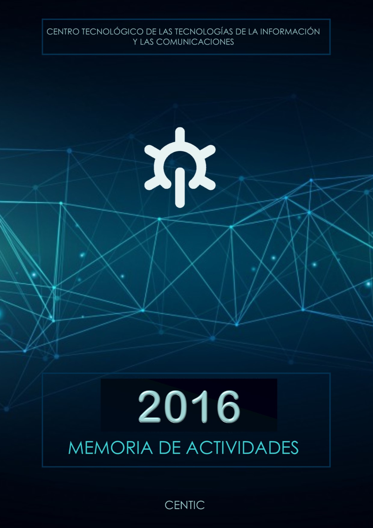 Portada Memoria CENTIC 2016