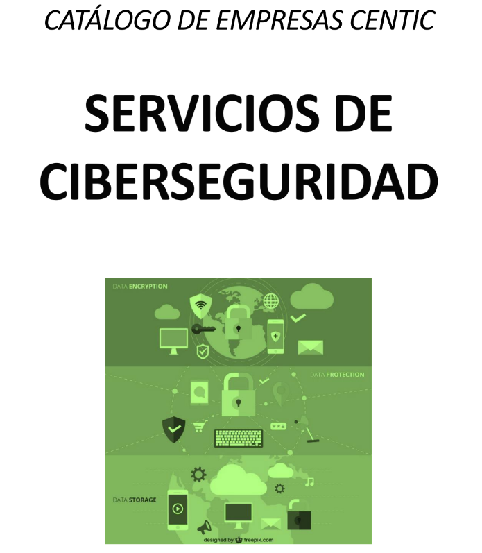 Catálogo ciberseguridad centic