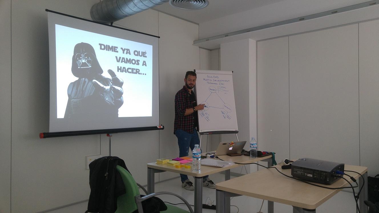 curso gestion agil boletin