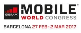 Logo Mobile World Congress 27 feb 2 marzo