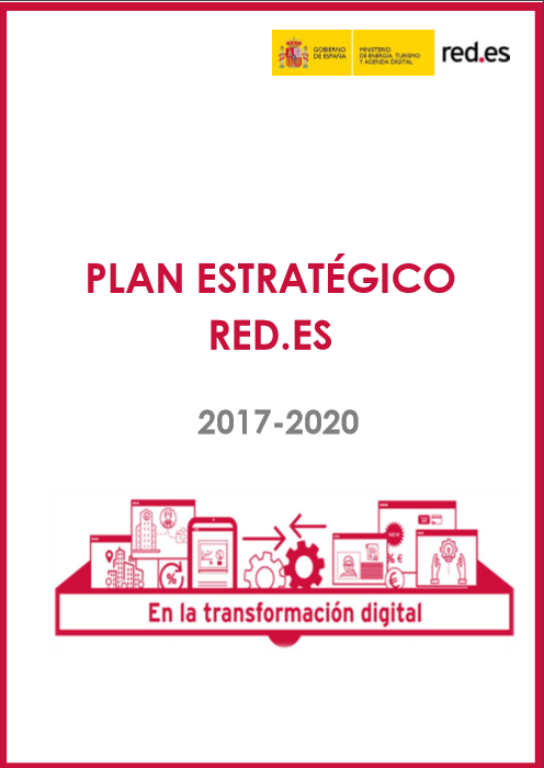Plan estratégico red.es 17-20