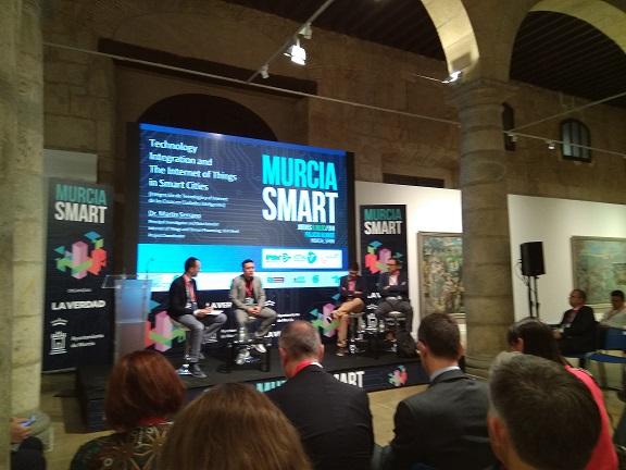 Jornada Murcia Smart