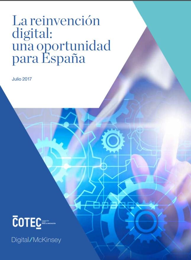 La reinvención digital Oportunidad para España