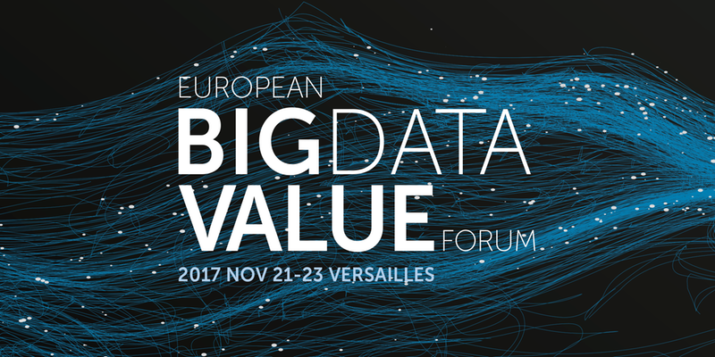 big data value forum 21-23 Versalles