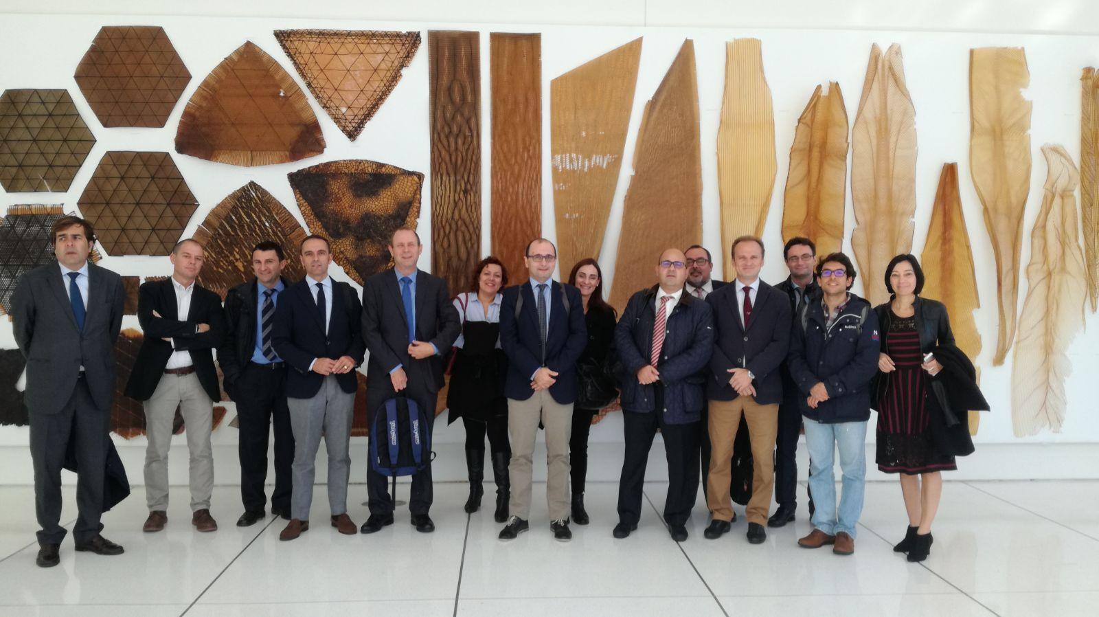 Centros Tecnologicos y el INFO visitando el MIT