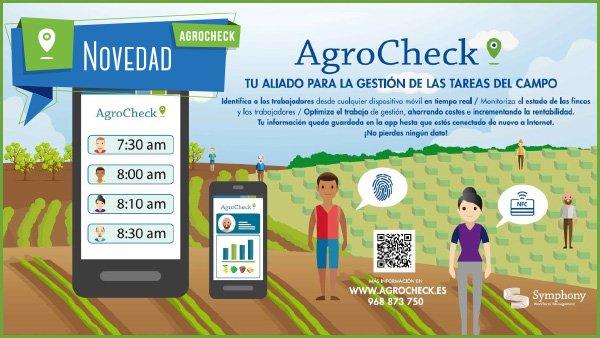 Agrochek app para gestion campo