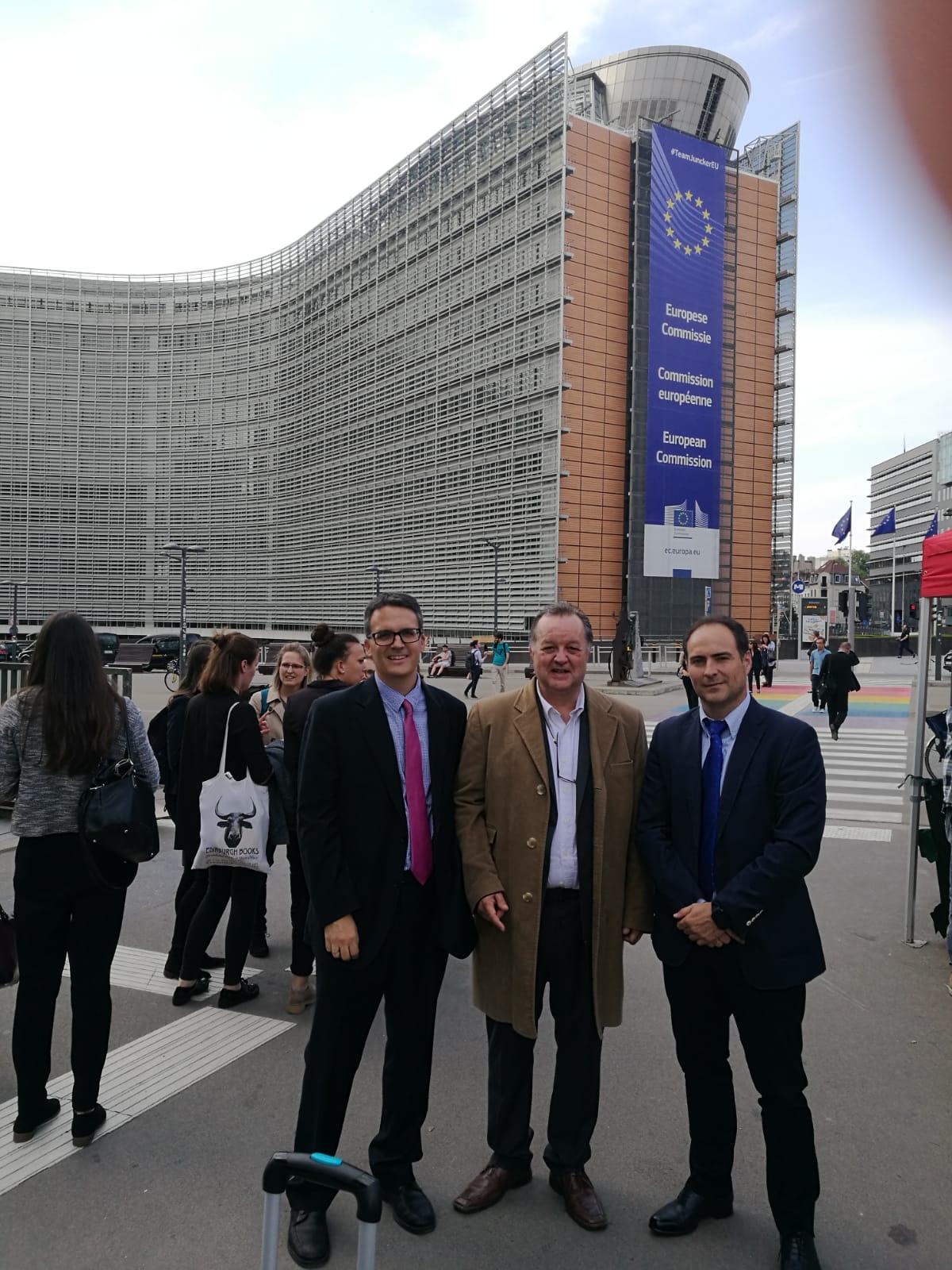 Presentacion DIH Bruselas INFO y CENTIC