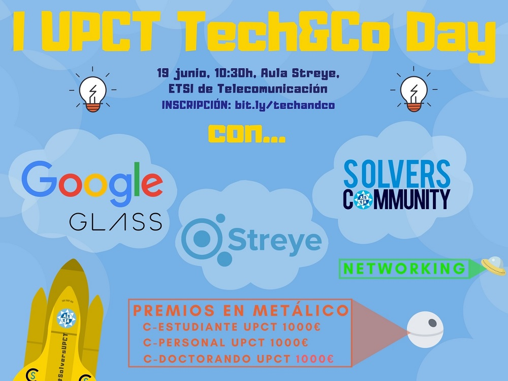 I UPCT Tech and Co Day
