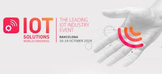 Logo IoT world solution congress