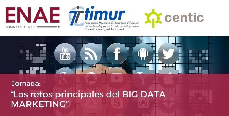 Jornada los retos big data marketing 10 enero ENAE