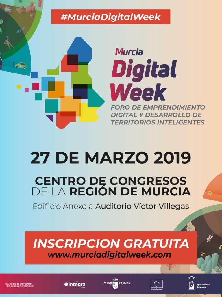 Murcia Digital WEEK