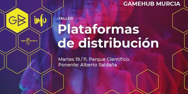 Nuevo Taller gamehub Murcia