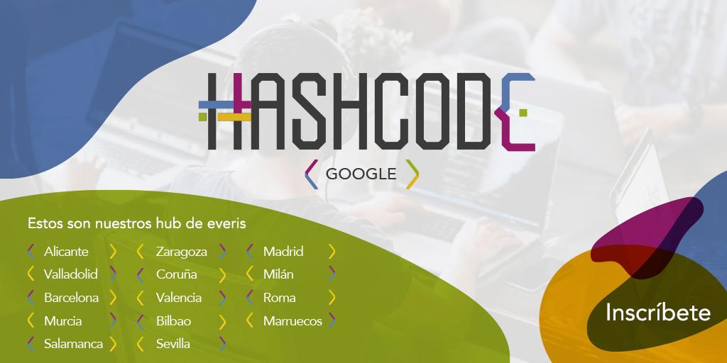 Hascode google