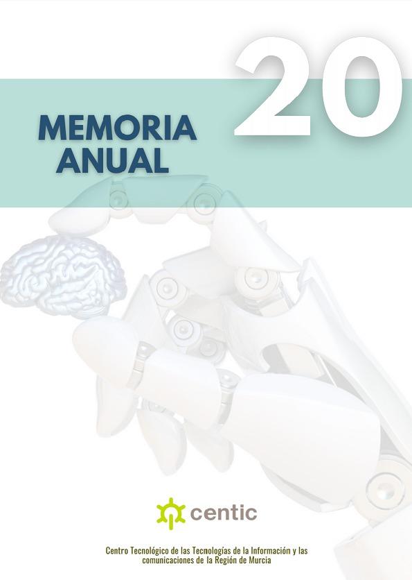 Disponible la Memoria CENTIC 20