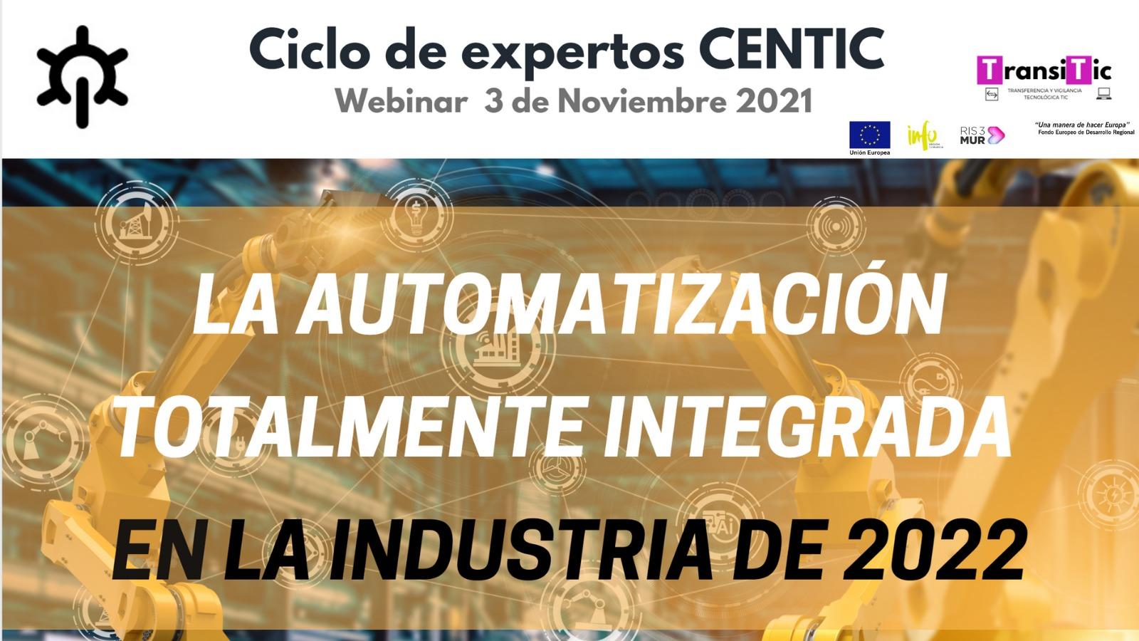 Webinar expertos CENTIC 3 nov